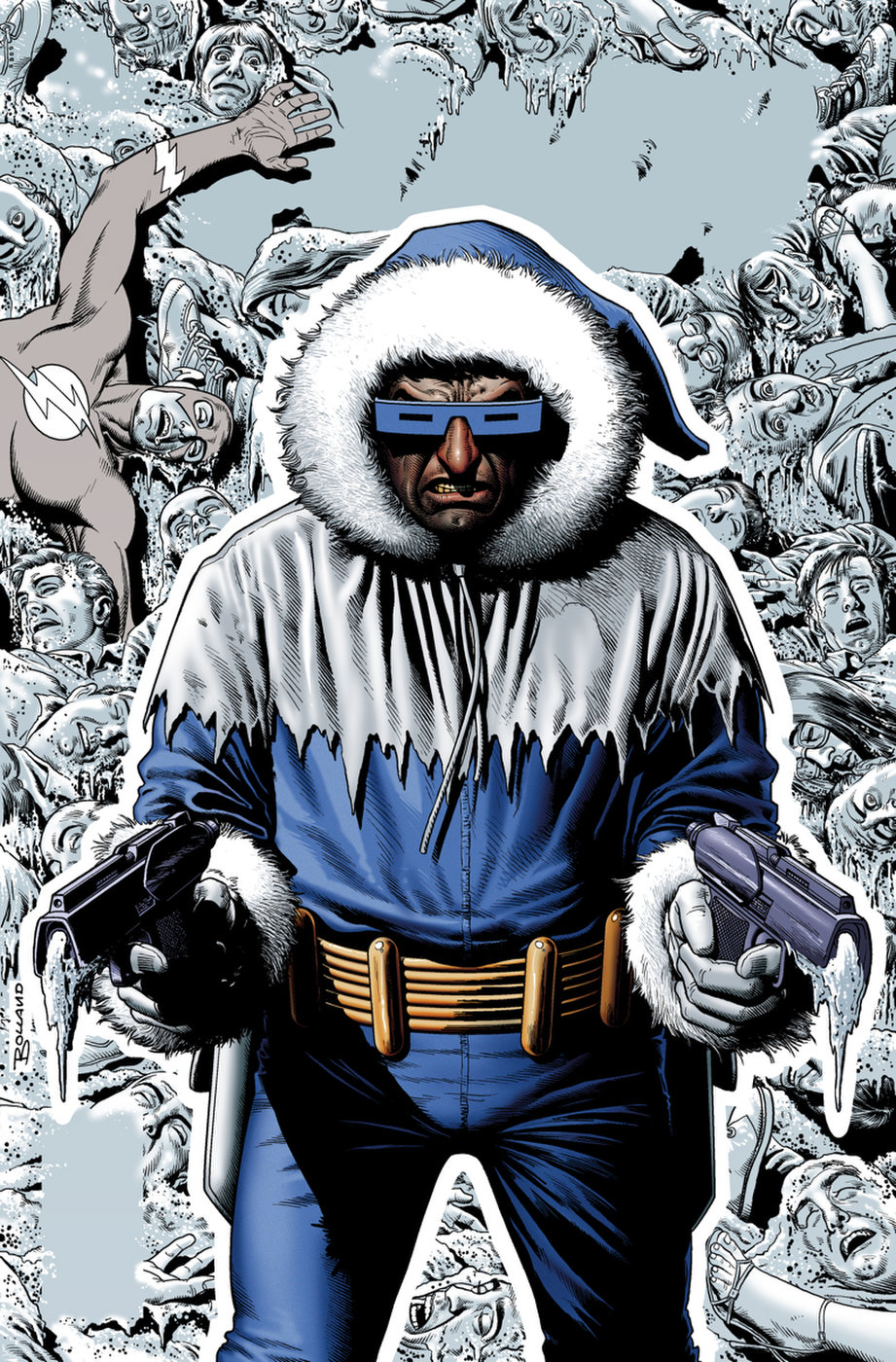 The Flash Rogues - Captain Cold 1