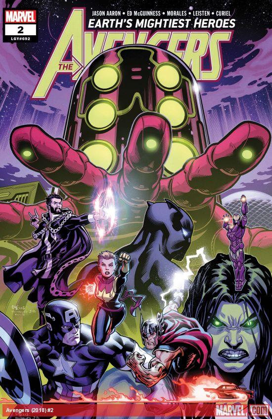 Avengers 2 - THE FINAL HOST PART 2
