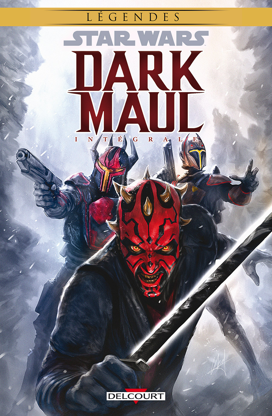 Star Wars Dark Maul - Integrale 1