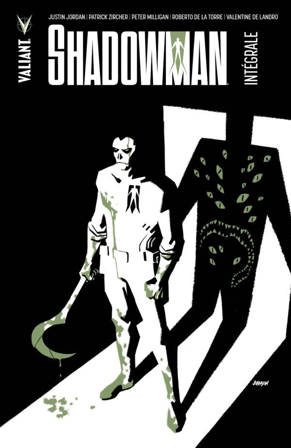 Shadowman 1 - Couverture régulière