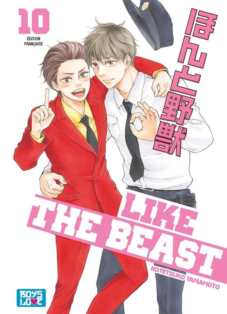 Like the Beast 10