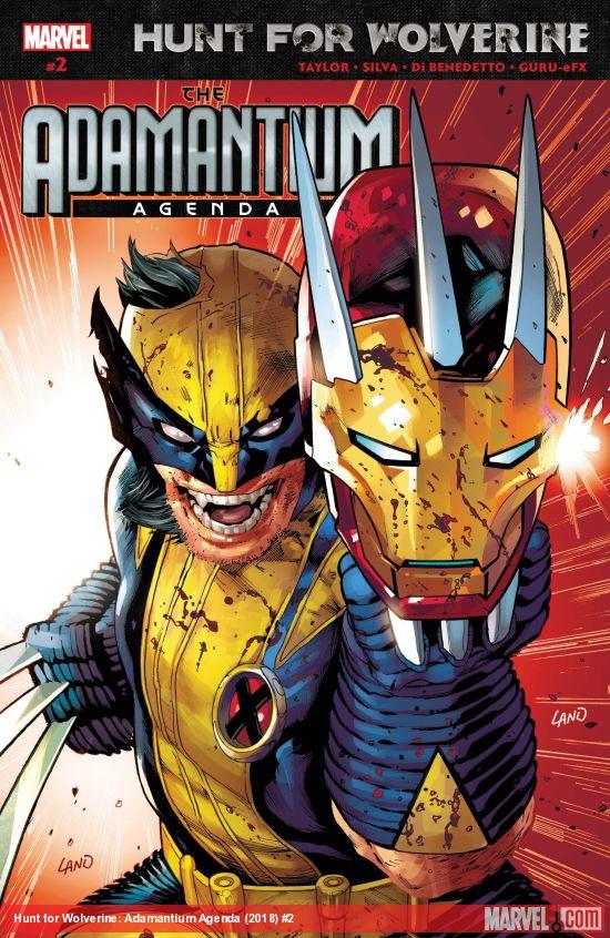 Hunt for Wolverine - Adamantium Agenda 2