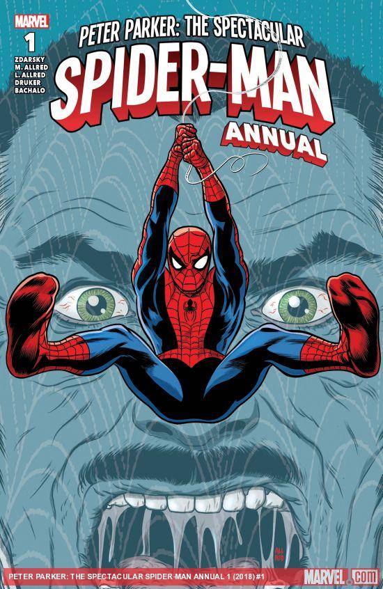 Peter Parker - The Spectacular Spider-Man 1