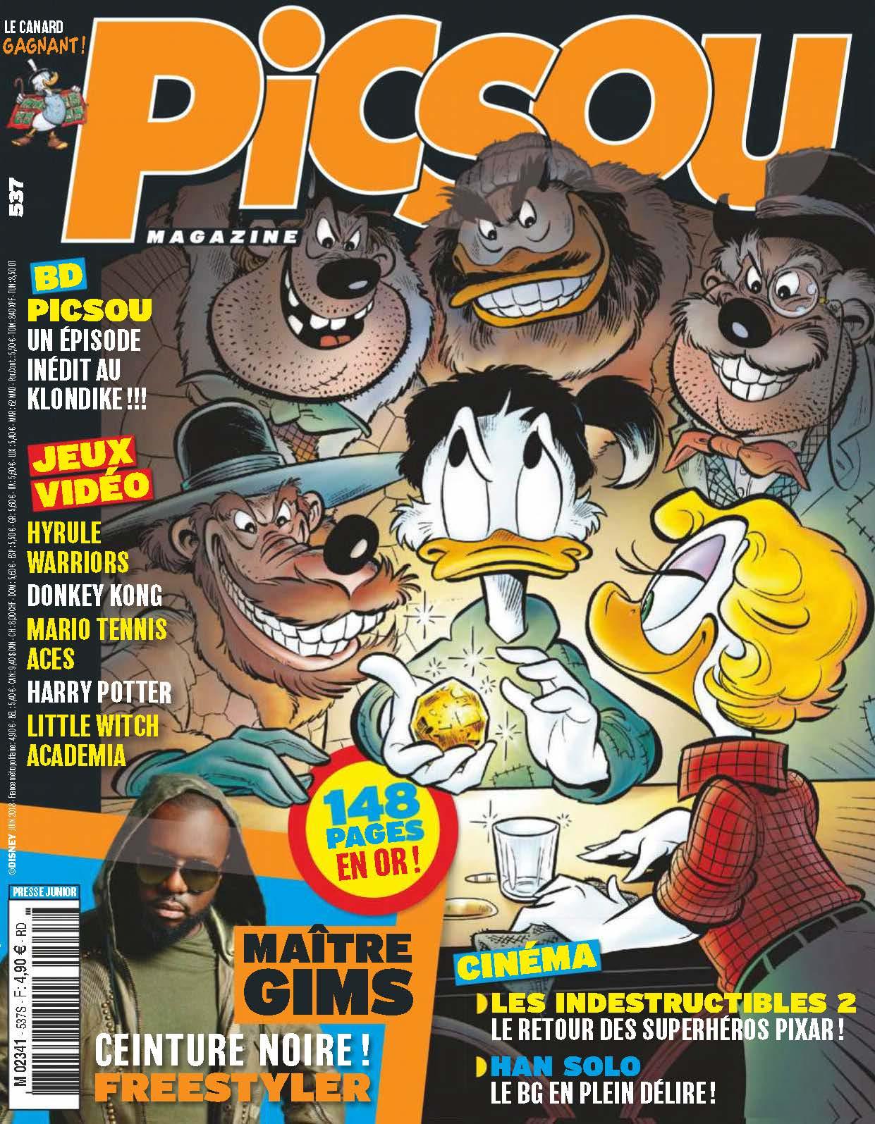 picsou magazine 481
