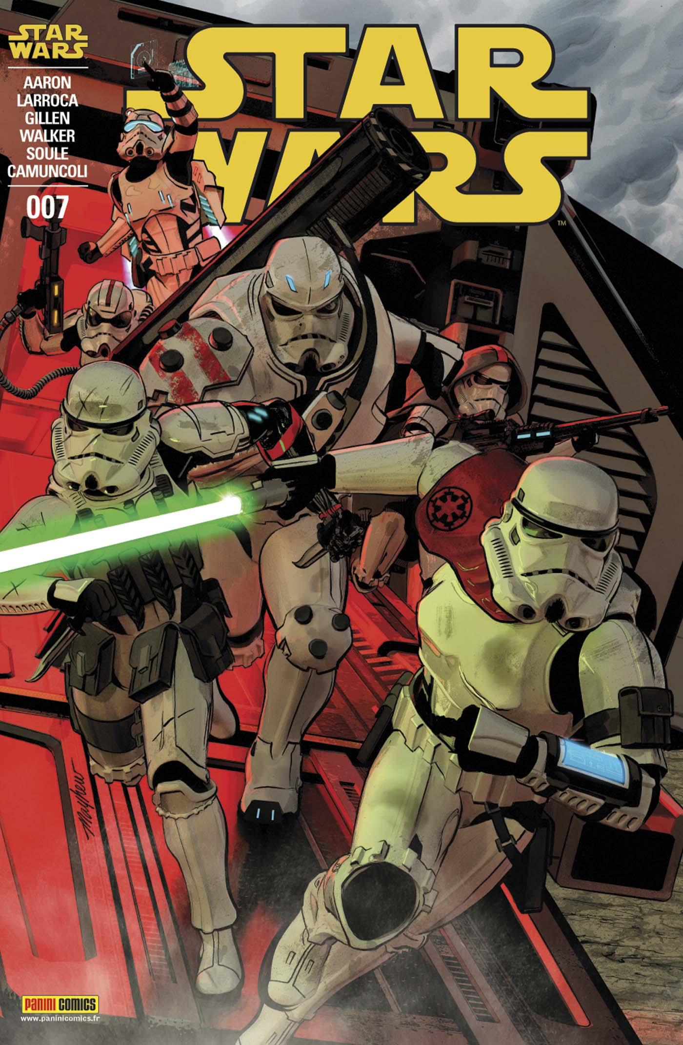Star Wars 7 - Couverture Régulière 1/2