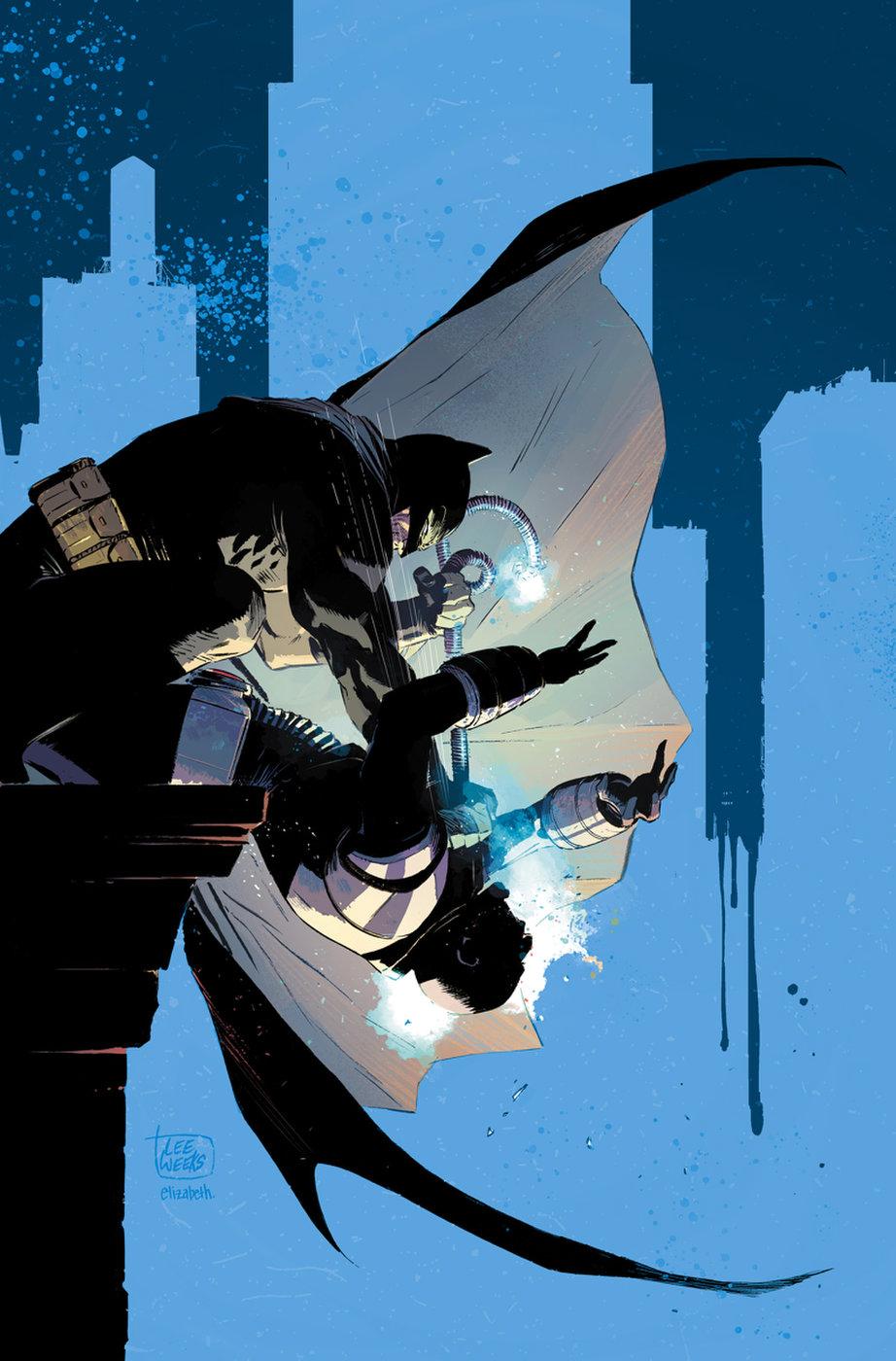 Batman 8 - Cold Days