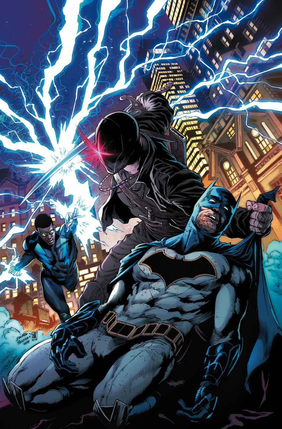 Batman - Detective Comics 8 - On the outside