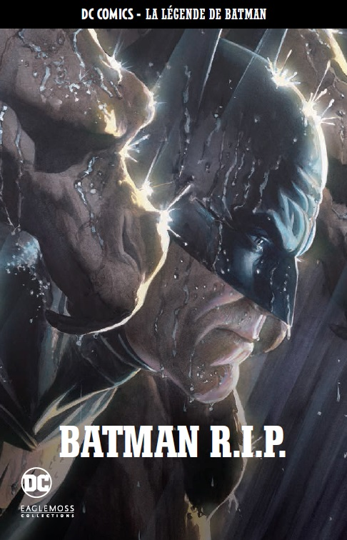 DC Comics - La Légende de Batman 47 - Batman R.I.P.