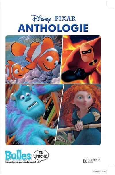 Bulles en Poche 1 - Pixar Anthologie