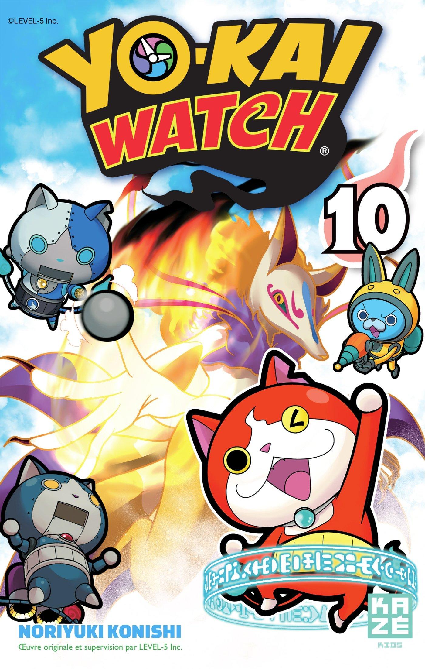 Yo-kai watch 10