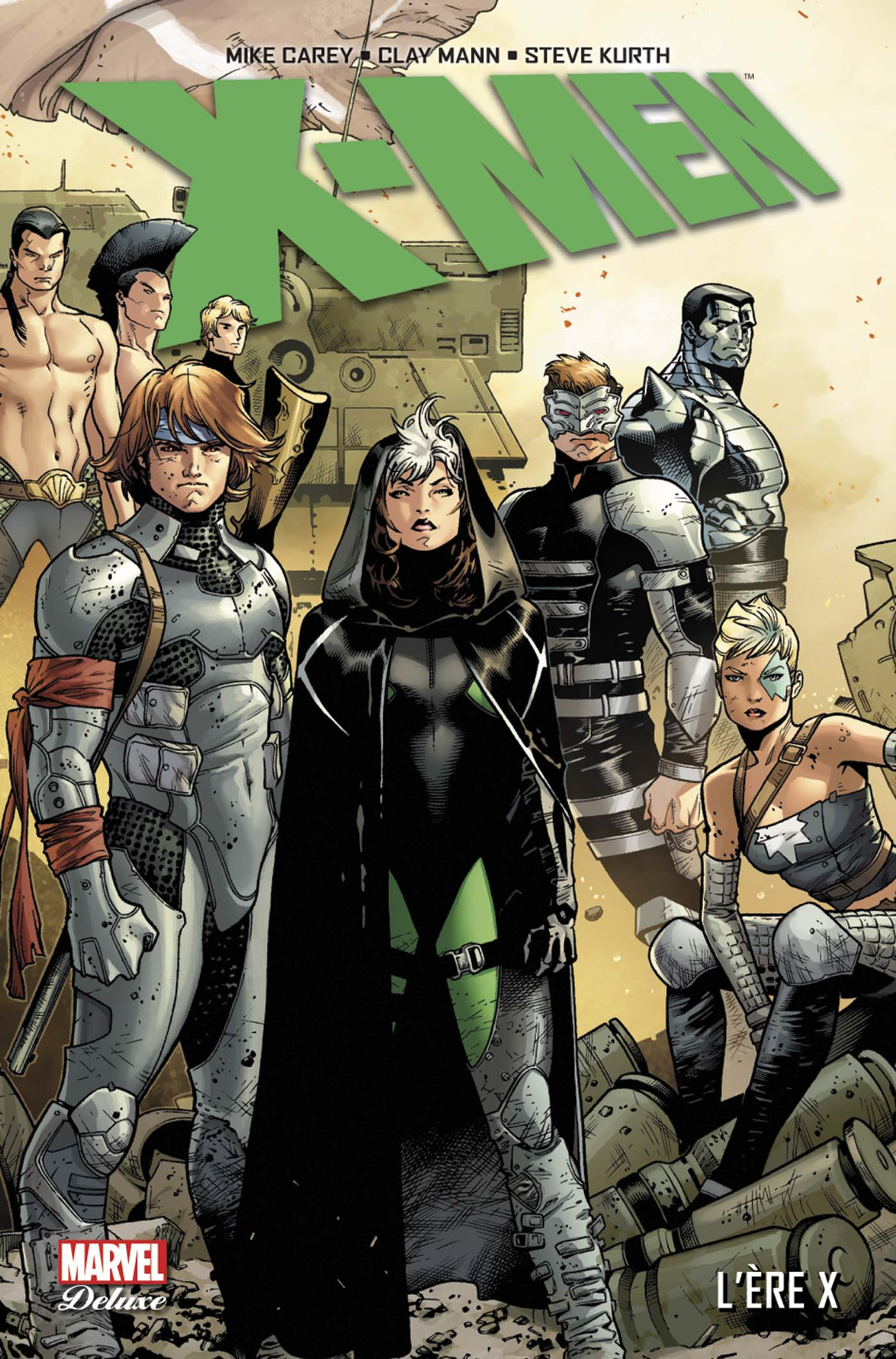 X-Men 5 - L'Ère X