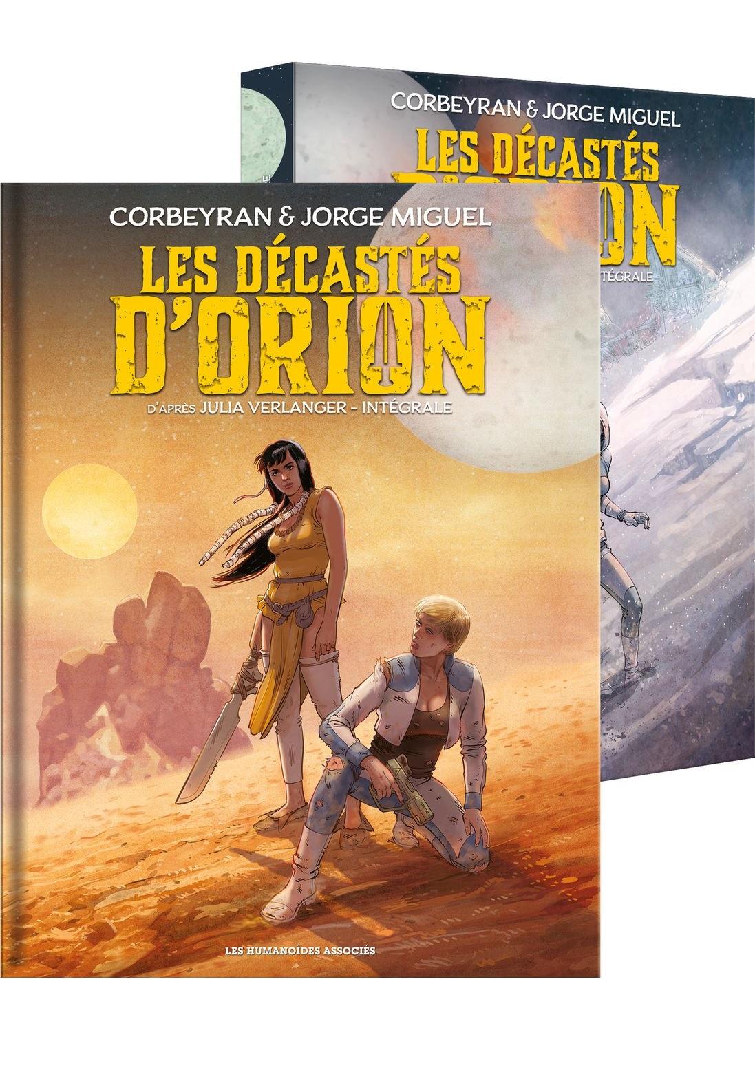 Les décastés d'Orion 1