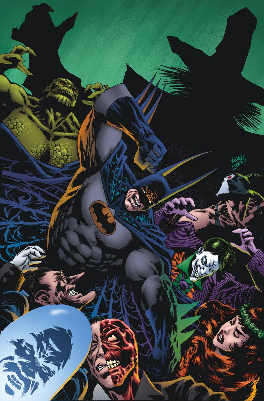 Batman - Kings of Fear 1