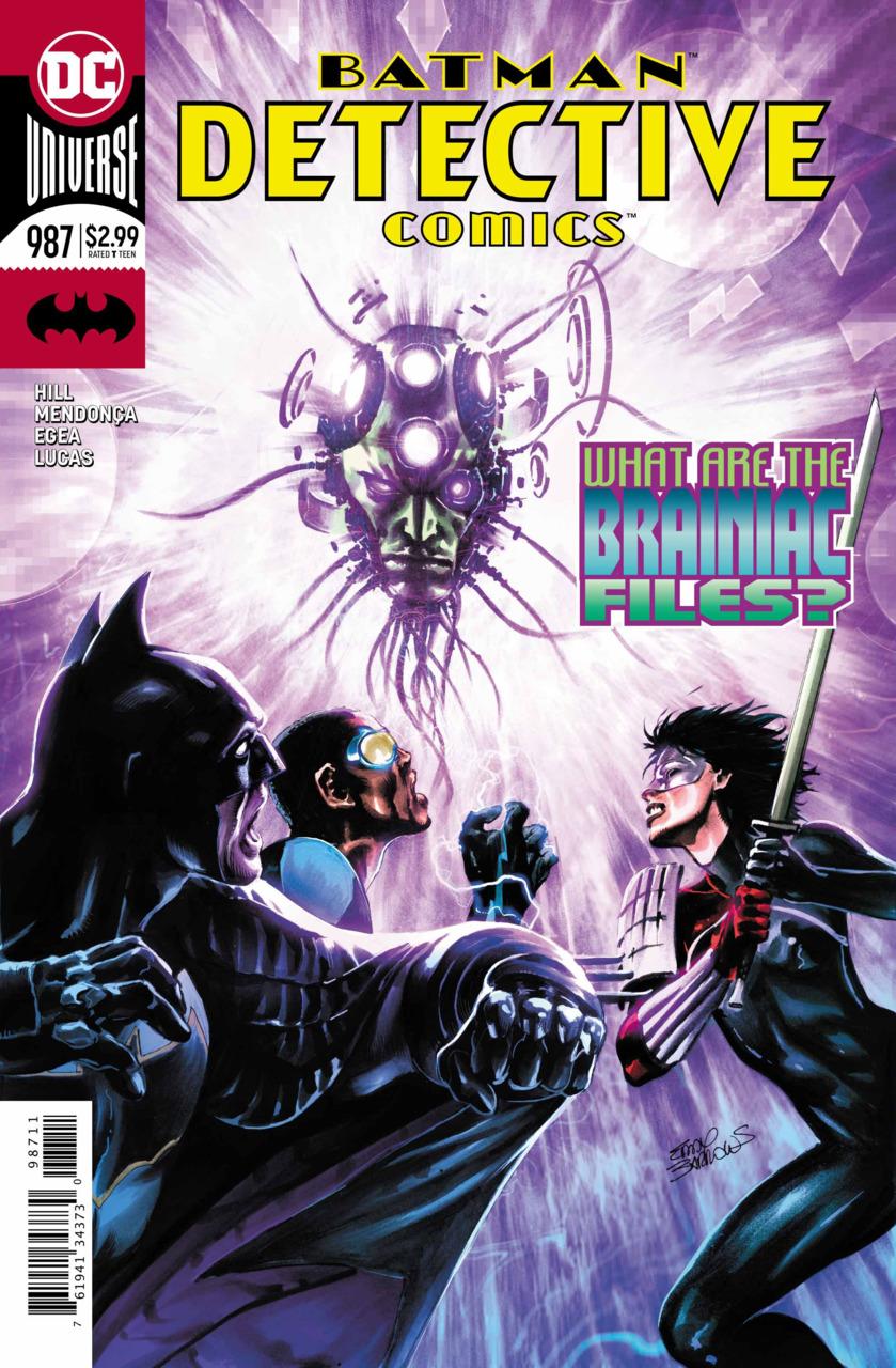 Batman - Detective Comics 987