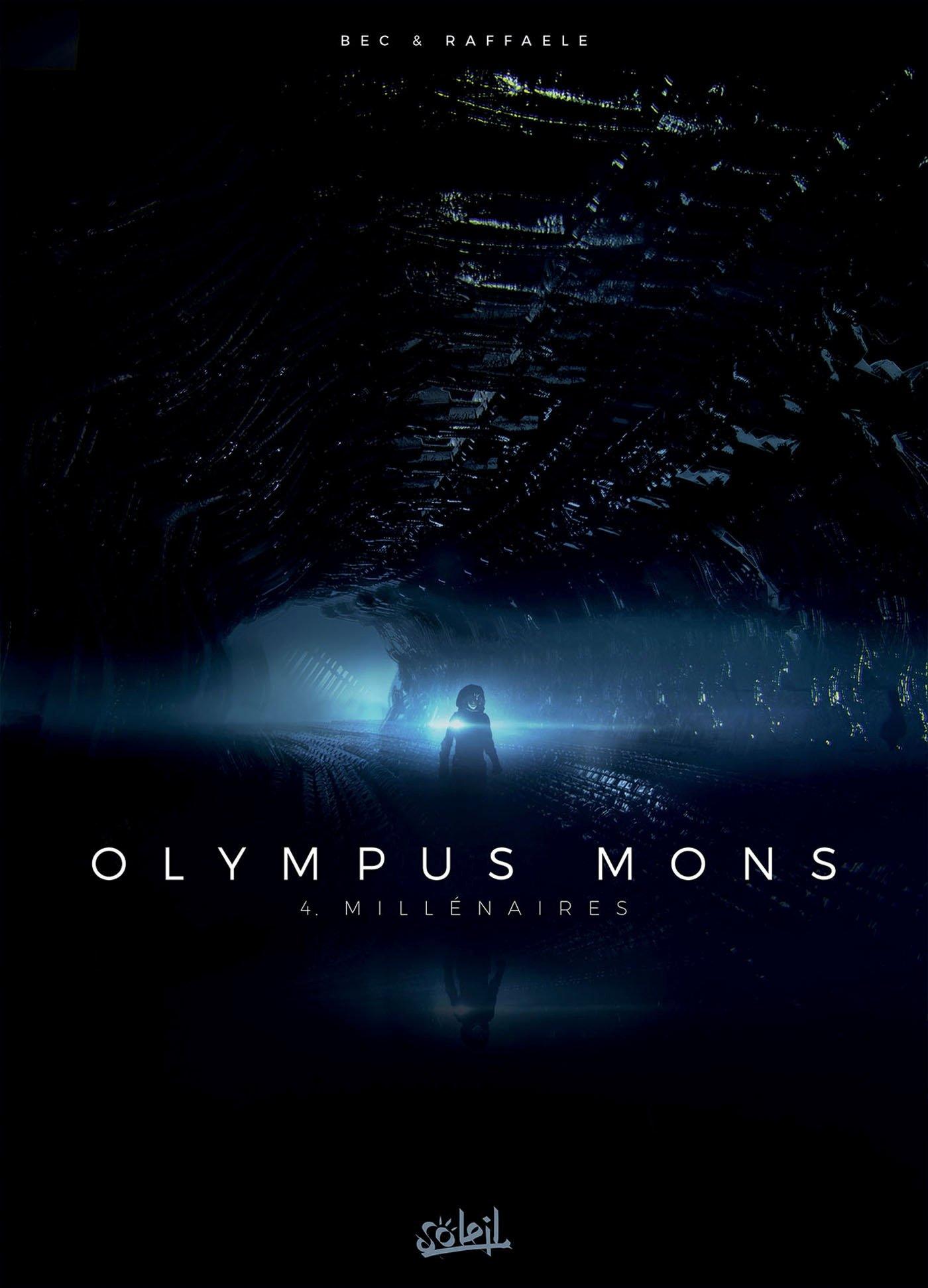 Olympus Mons 4 - Millénaires