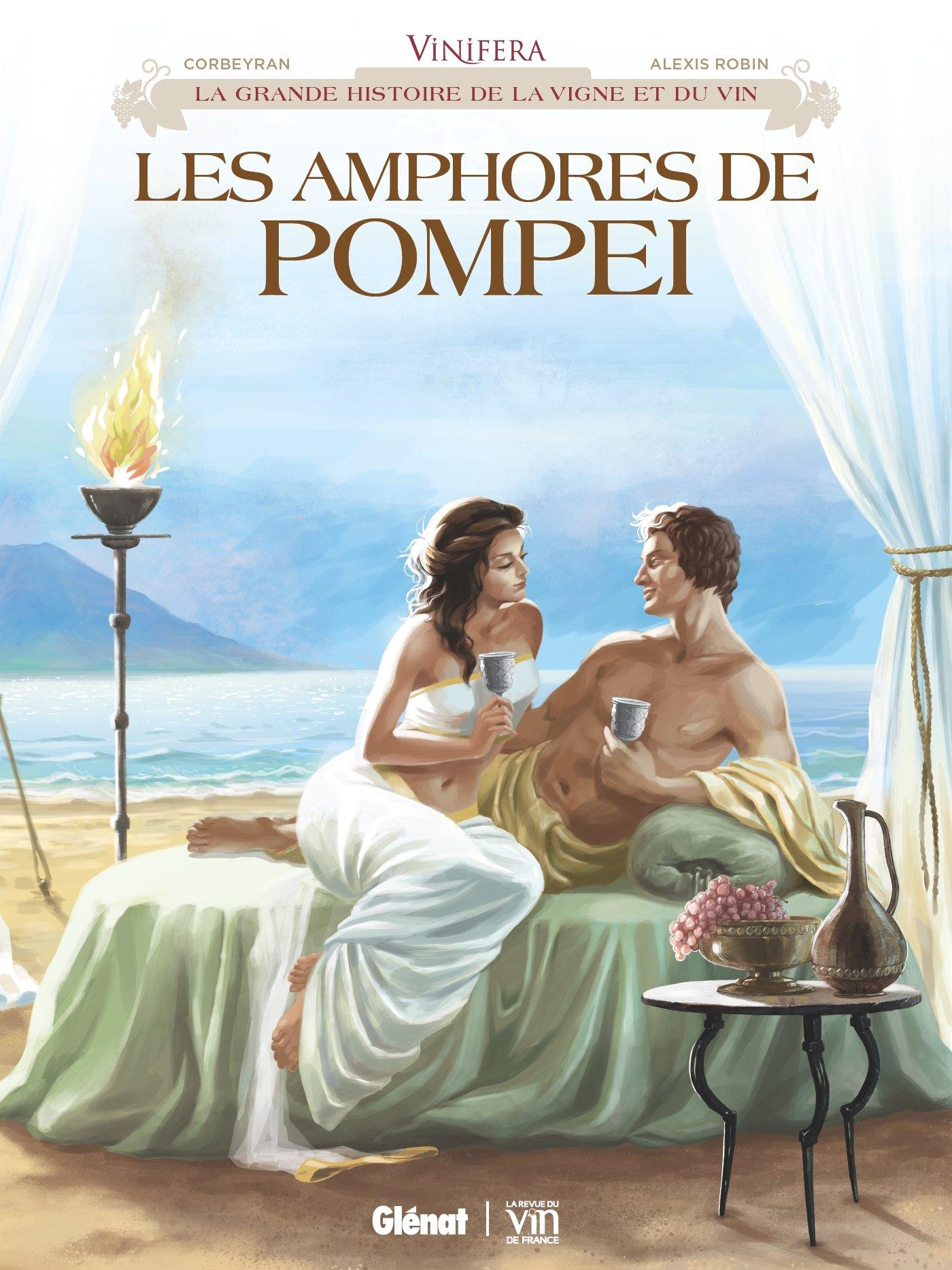 Vinifera 1 - Les amphores de Pompéi