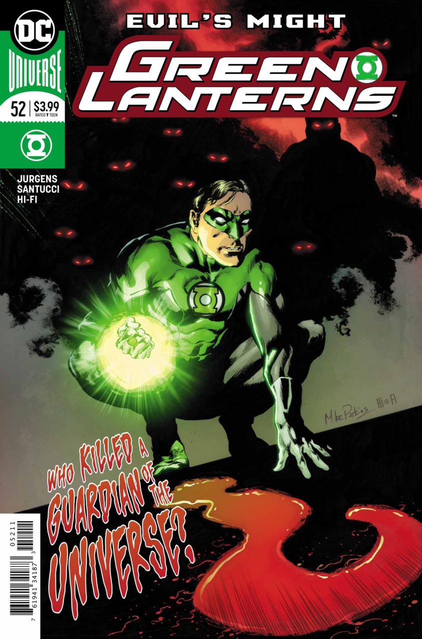 Green Lanterns 52 - Evil's Might 3