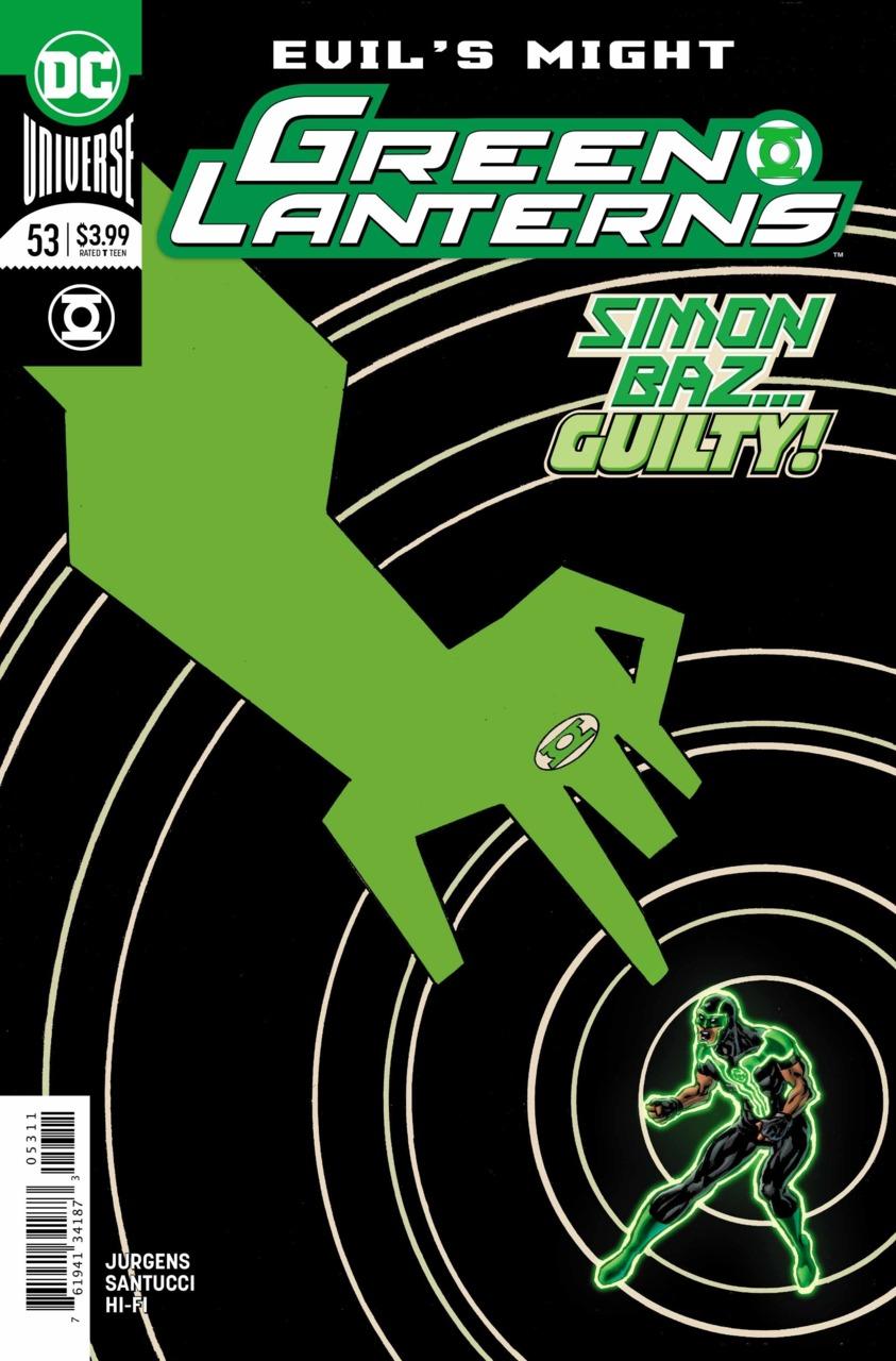 Green Lanterns 53 - Evil's Might 4