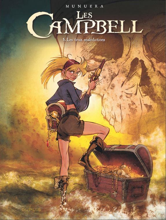 Les Campbell 5 - Les trois malédictions