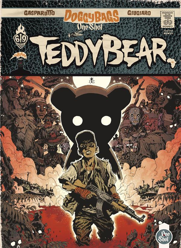 Doggybags One-Shot 1 - Teddy Bear