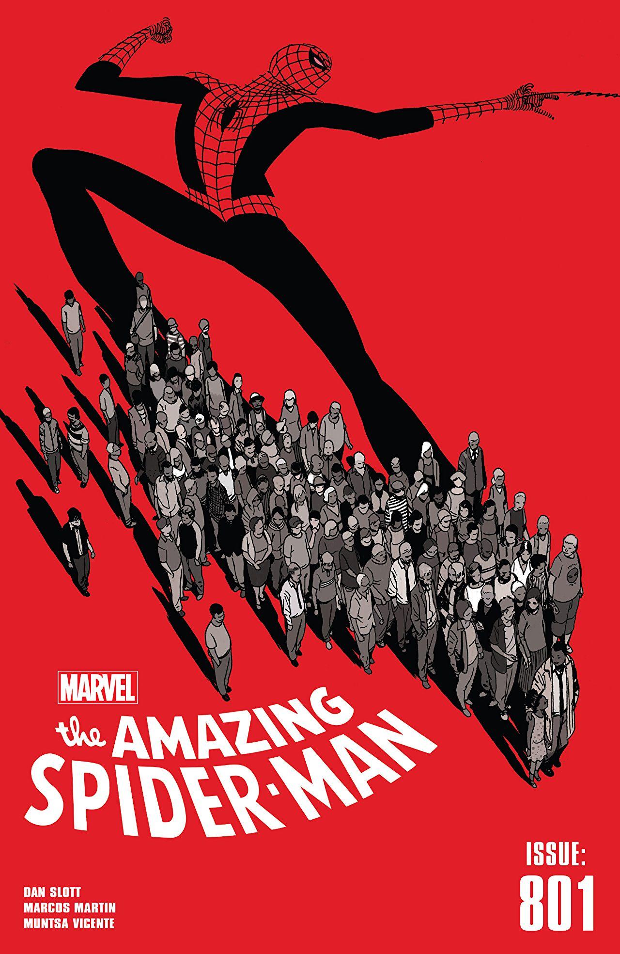 The Amazing Spider-Man 801