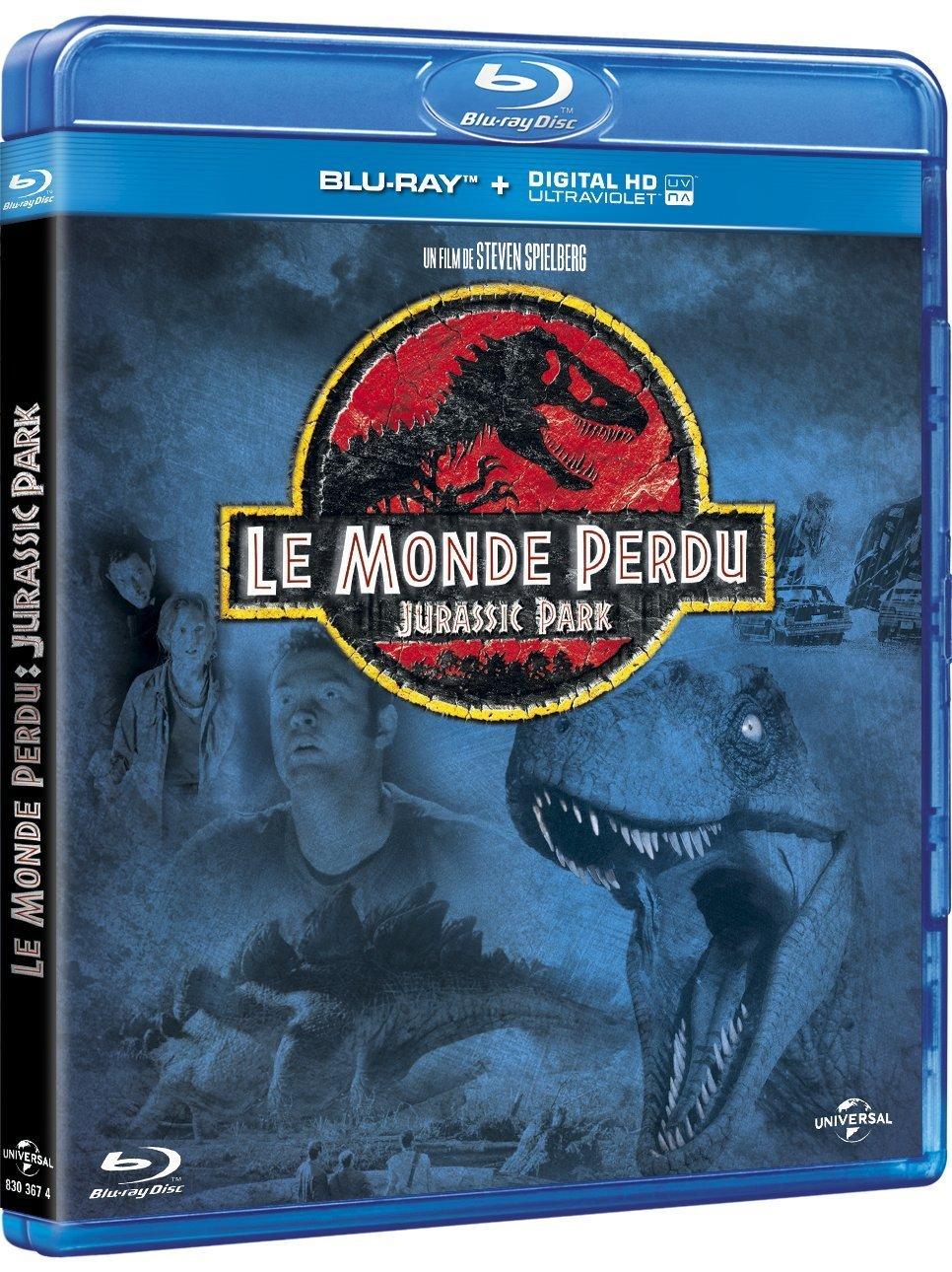 Le Monde Perdu : Jurassic Park 0 - Le monde perdu Jurassic Park