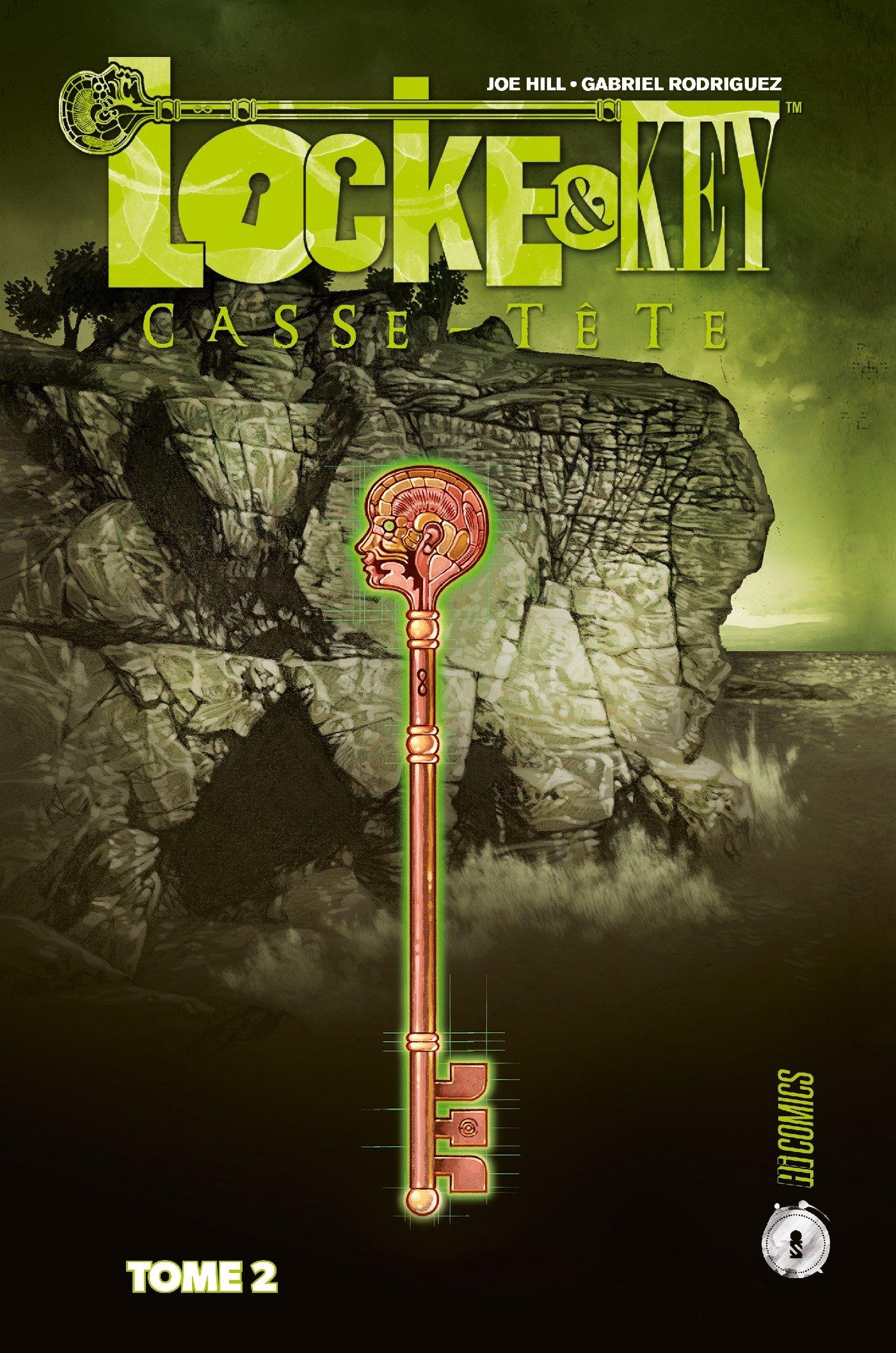 Locke and Key 2 - Casse-tête