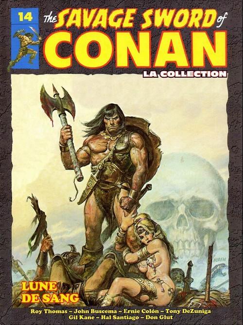 The Savage Sword of Conan 14 -  Lune de sang