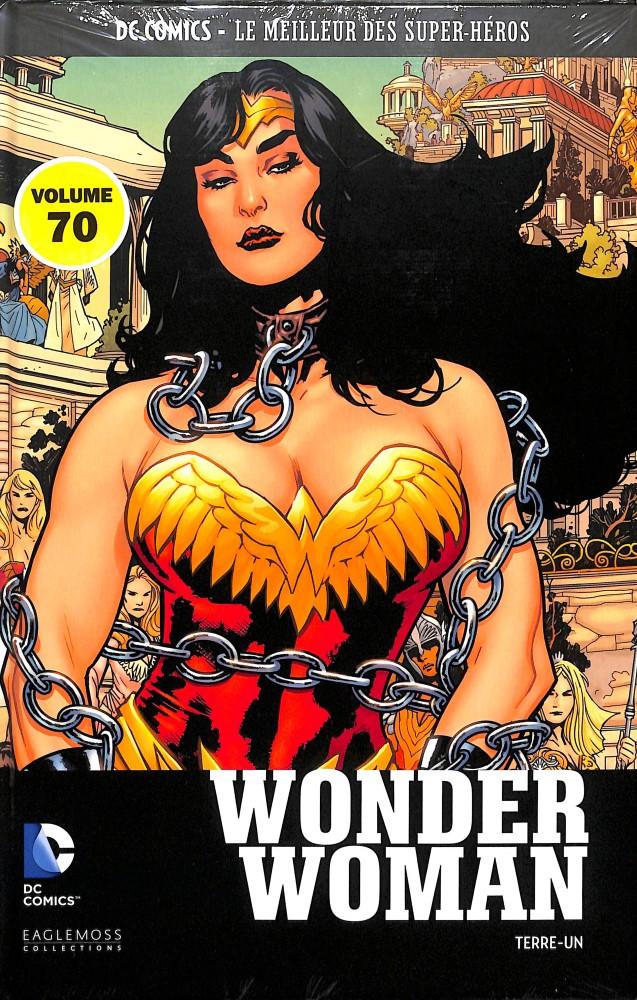 DC Comics - Le Meilleur des Super-Héros 70 -  Wonder Woman : Terre-Un