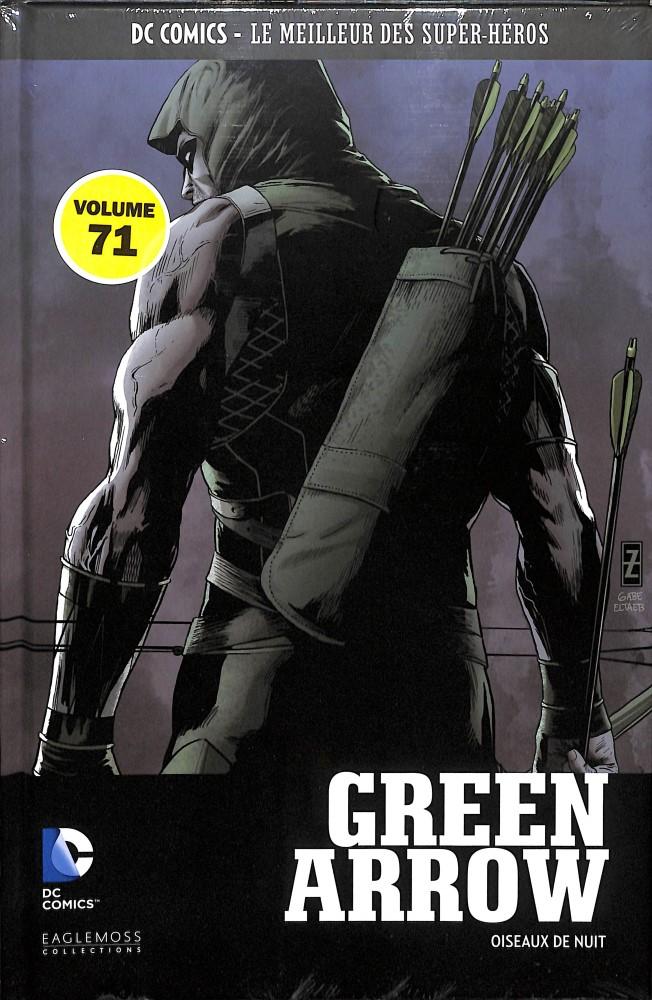 DC Comics - Le Meilleur des Super-Héros 71 -  Green Arrow : Oiseaux de Nuit
