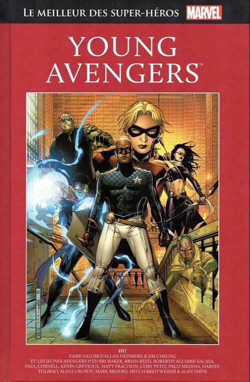 Le Meilleur des Super-Héros Marvel 60 - Young avengers