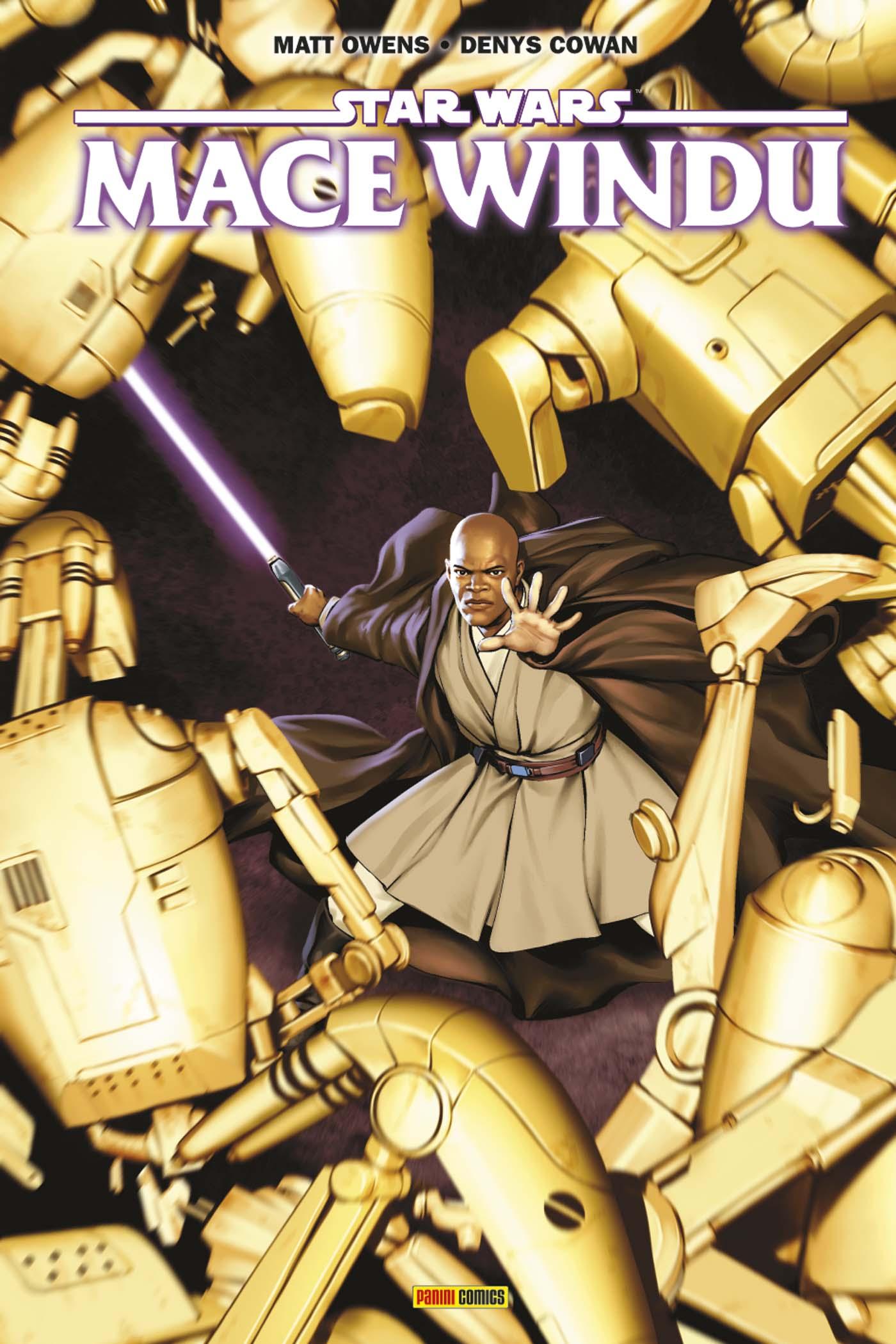 Star Wars - Jedi of the Republic - Mace Windu 1 - Mace Windu