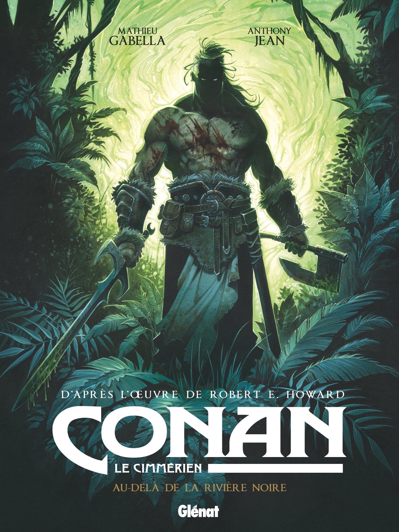 Conan le Cimmérien 3 - Au-delà de la rivière noire
