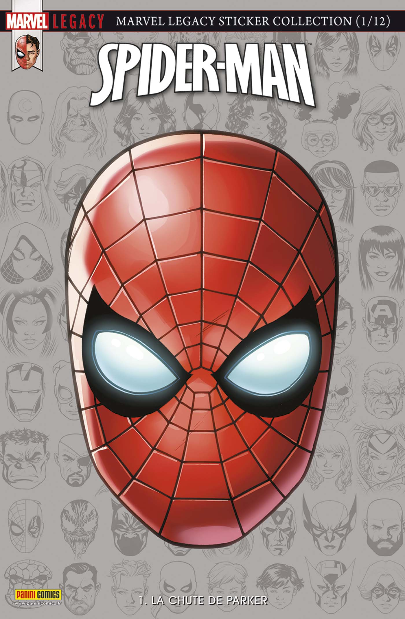Marvel Legacy - Spider-Man 1 - La Chute de Parker