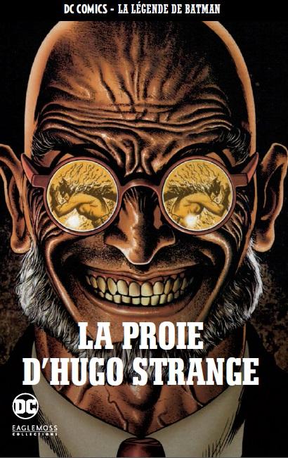 DC Comics - La Légende de Batman 7 - La proie d'Hugo Strange