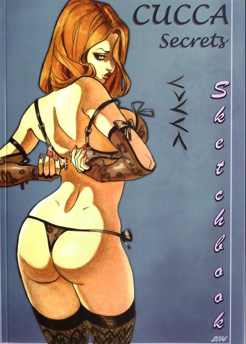 Secrets - Sketchbook 1