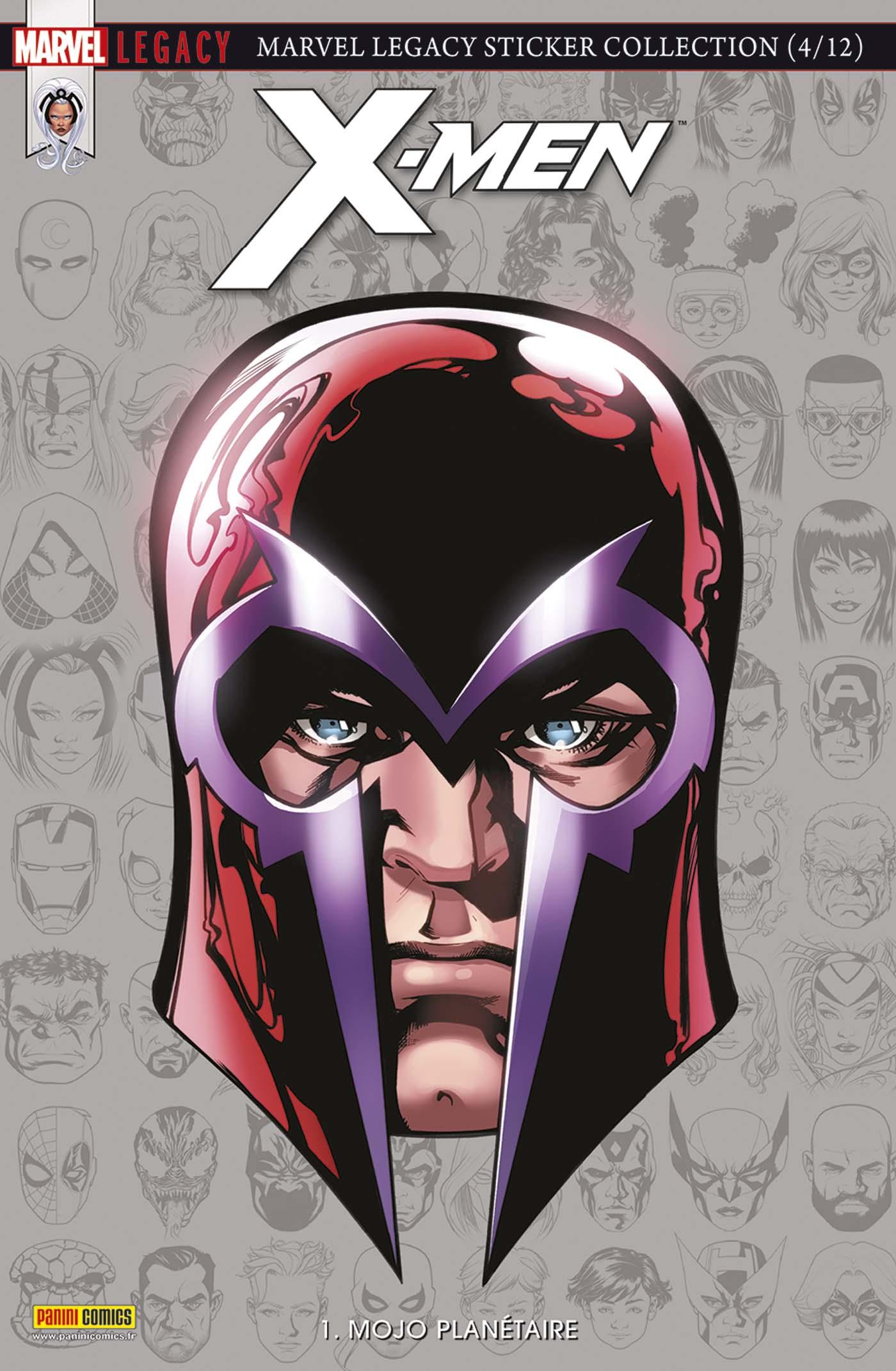 Marvel Legacy - X-Men 1 - Mojo Planétaire