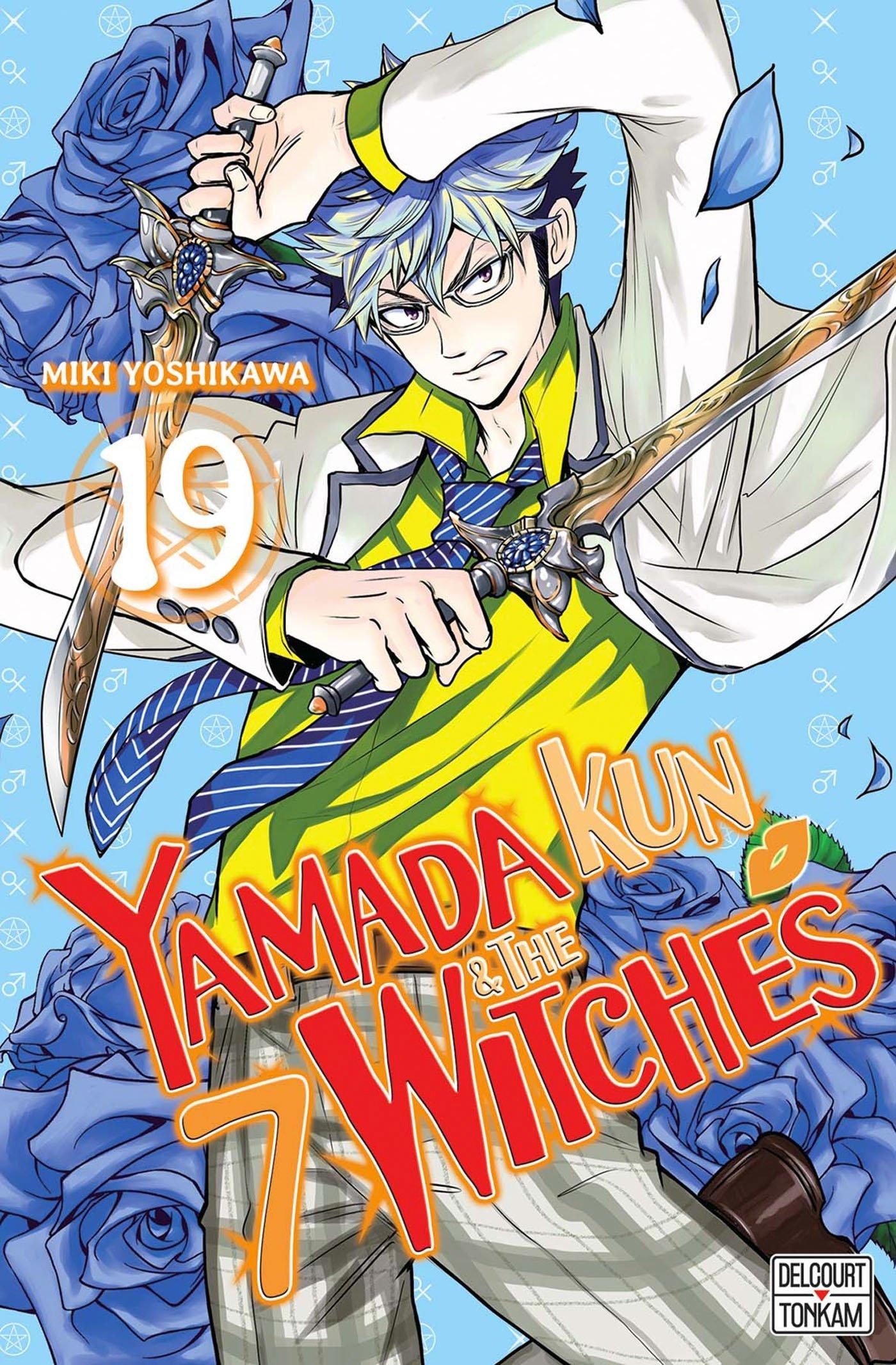 Yamada kun & The 7 Witches 19