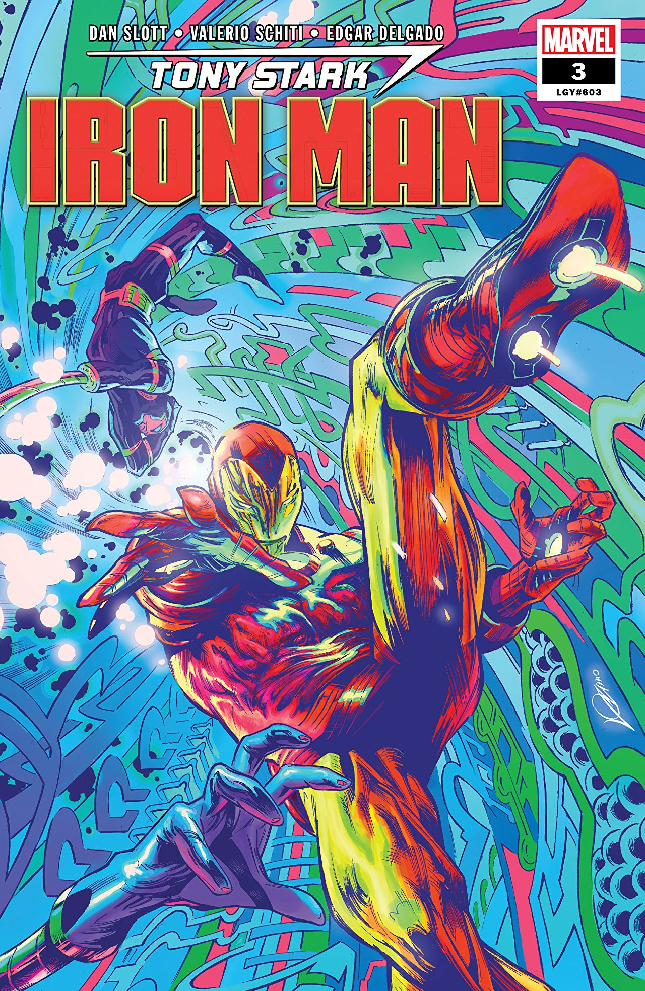 Tony Stark - Iron Man 3