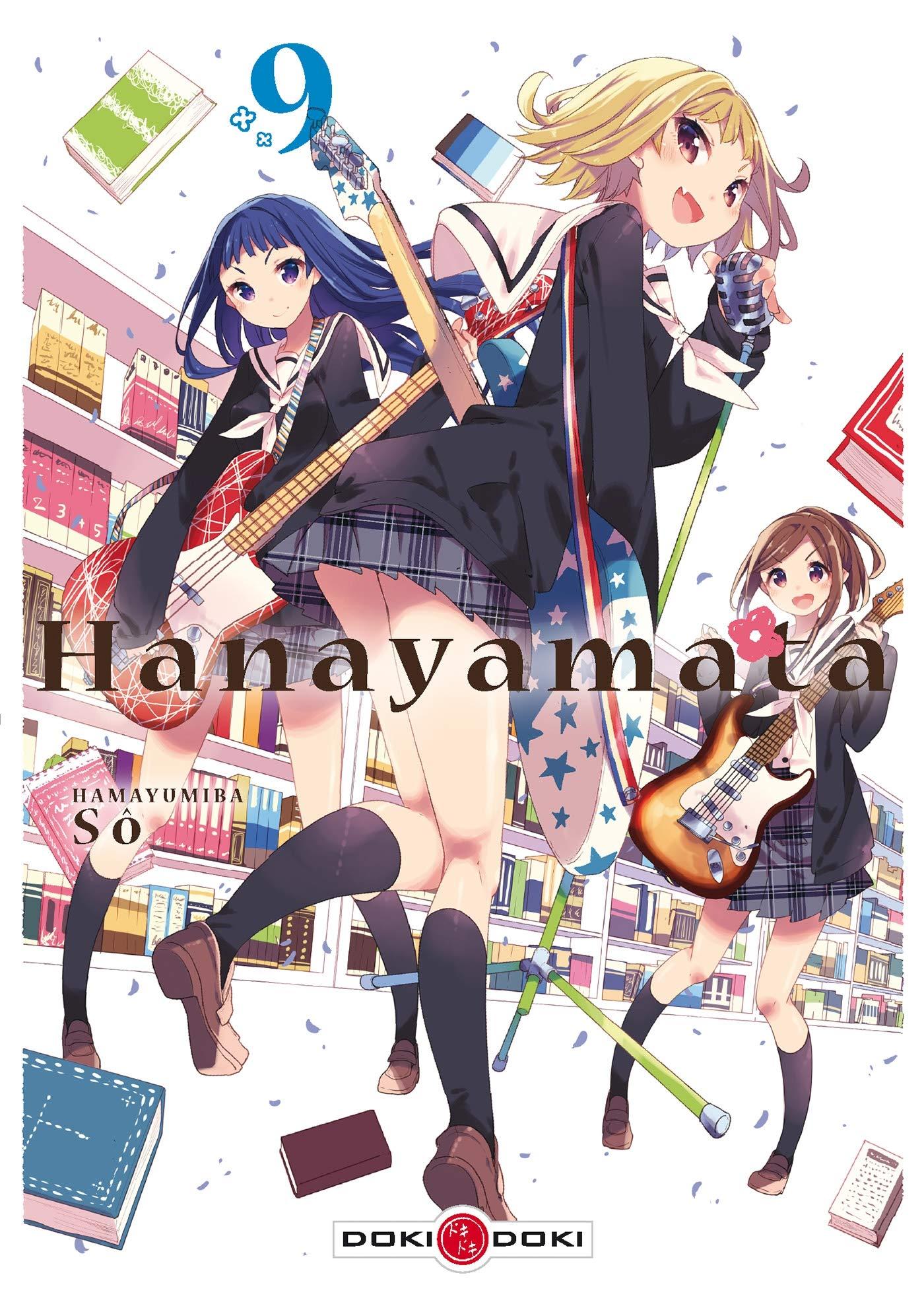 Hanayamata 9