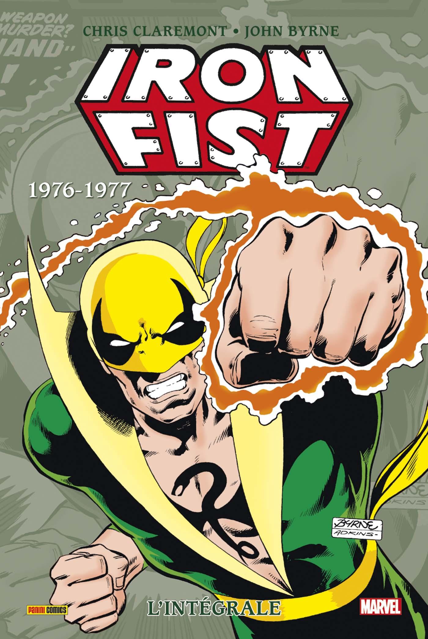 Iron Fist 1976 - 1976 - 1977