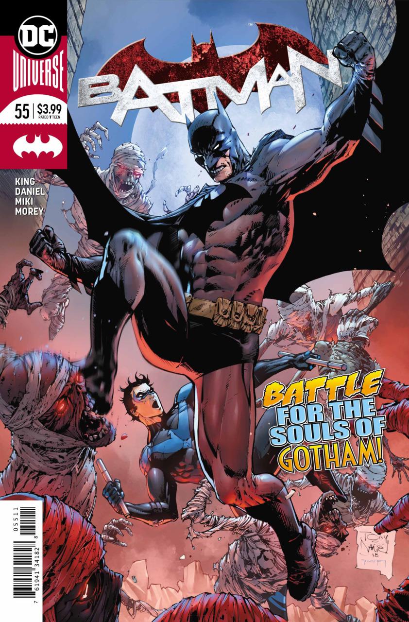 Batman 55 - Beasts of Burden 1