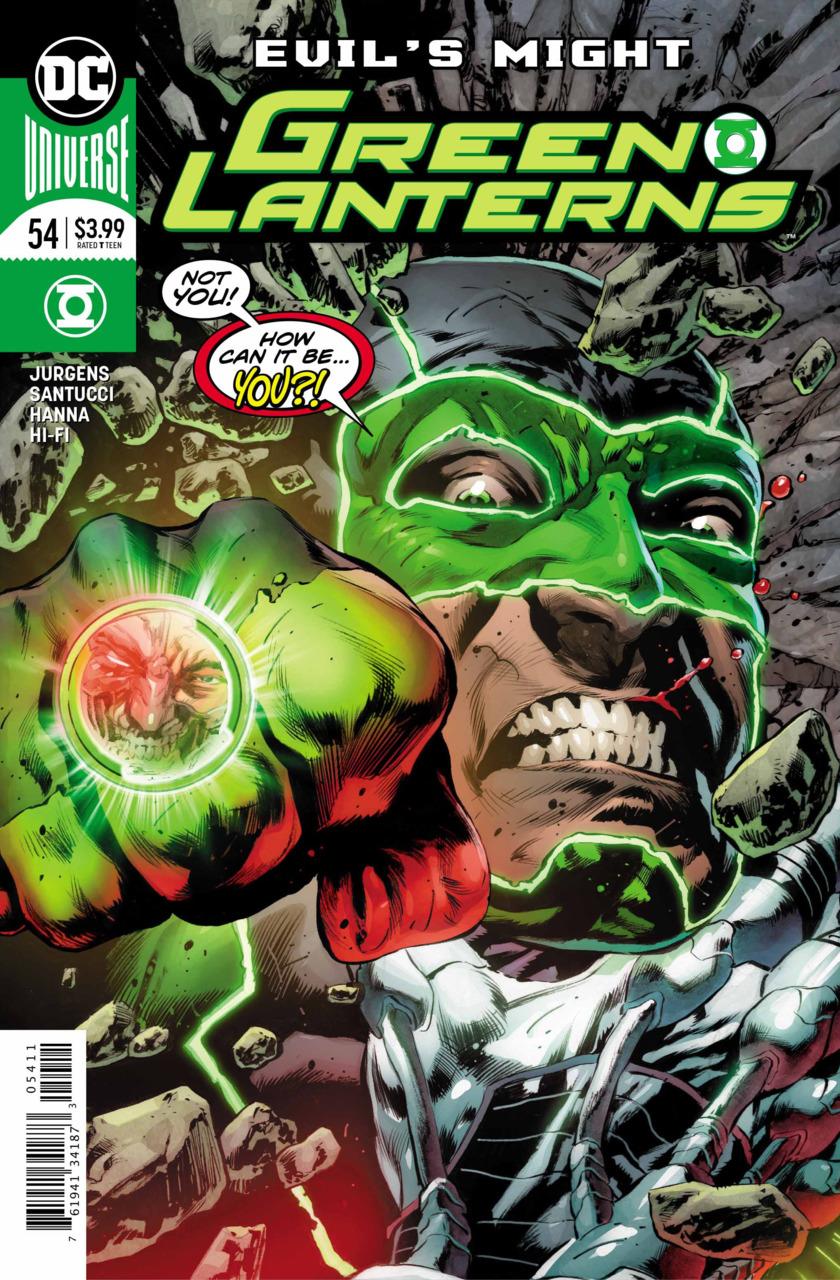 Green Lanterns 54