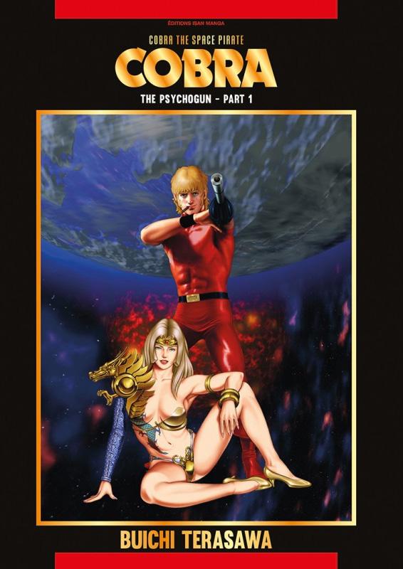 Cobra - Couleur 1 - The Psychogun - Part 1