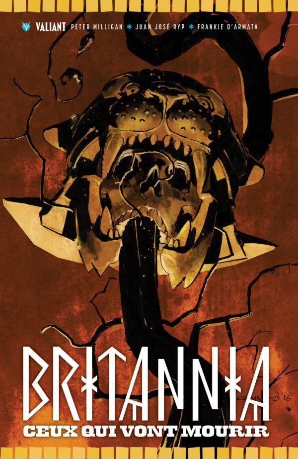 Britannia 2 - Ceux qui vont mourir