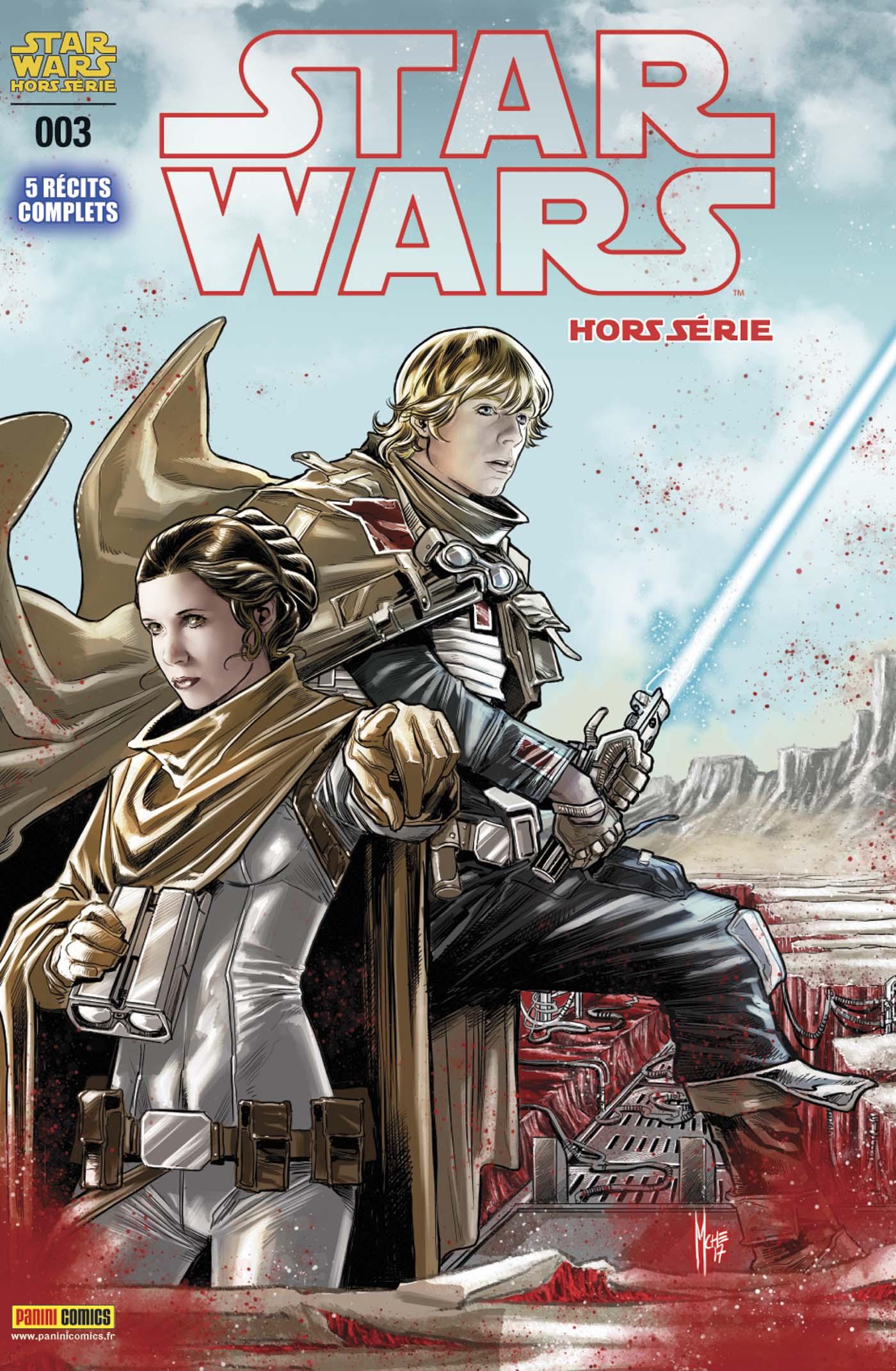 Star Wars Hors Série 3 - Couverture Régulière 1/2