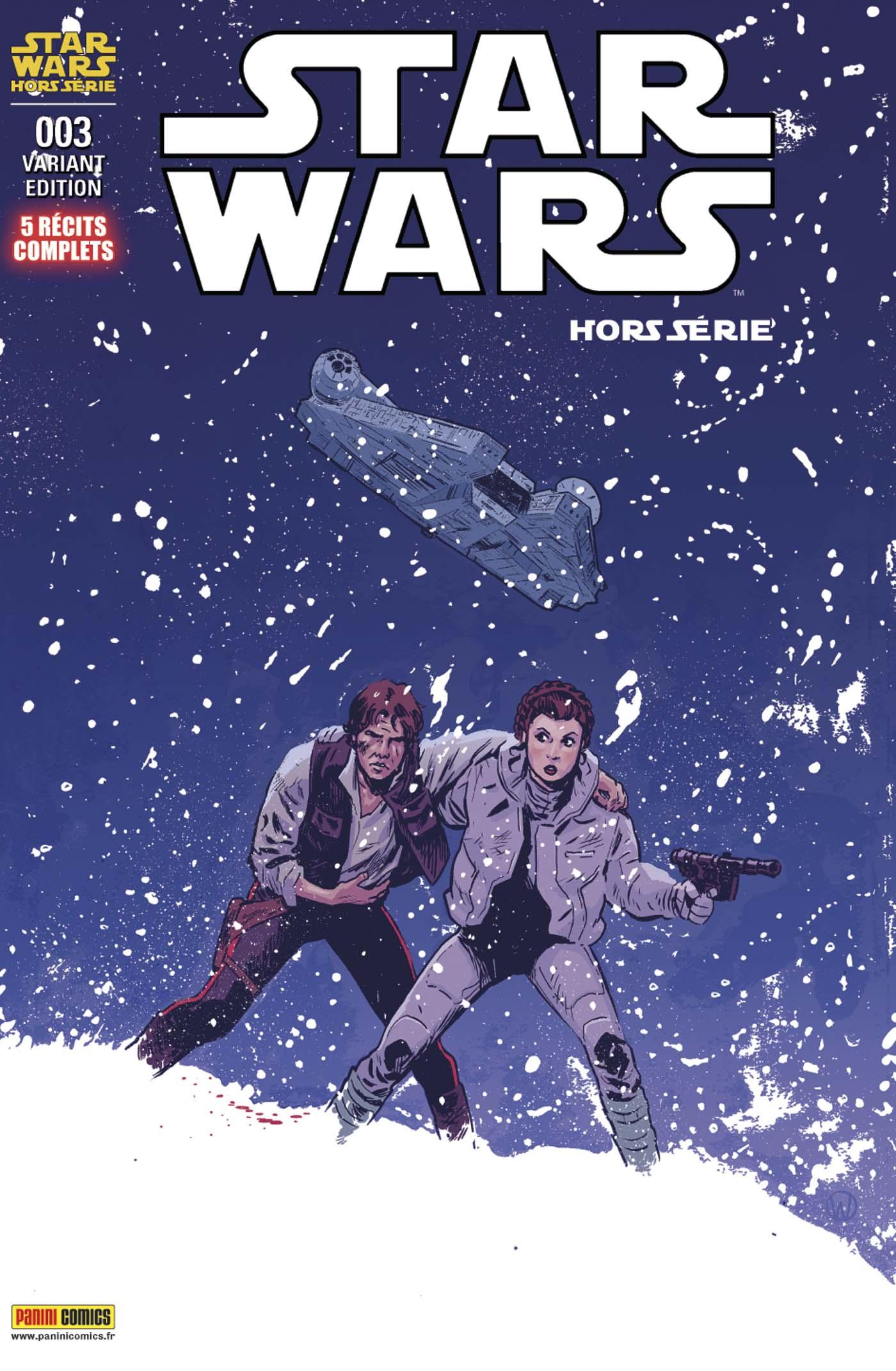 Star Wars Hors Série 3 - Couverture Régulière 2/2