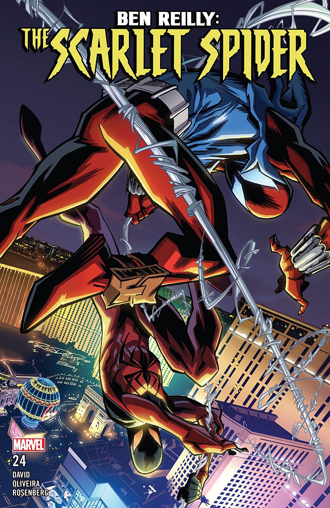 Ben Reilly - Scarlet Spider 24