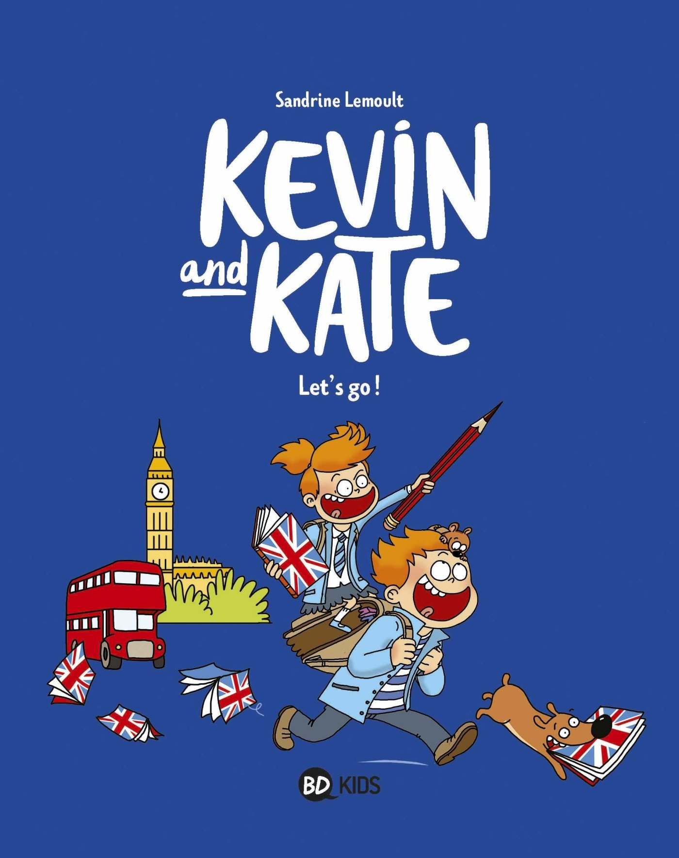 Kevin and kate 1 - Let's go !