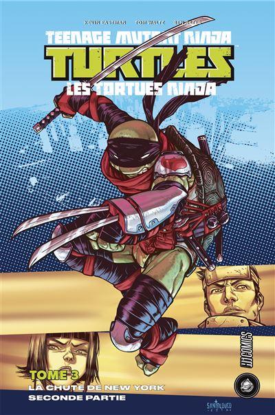 Les Tortues Ninja 3 - La chute de New-York - 2ème partie
